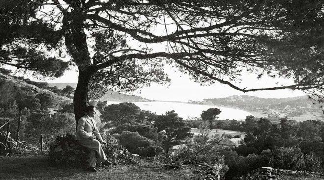 Η Βουλιαγμένη του 1936 μέσα από ένα αριστοτεχνικό καρέ