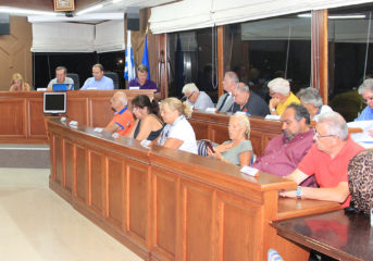 Με δάνειο θα αγοράσει ο Δήμος οικόπεδο στη Βάρκιζα