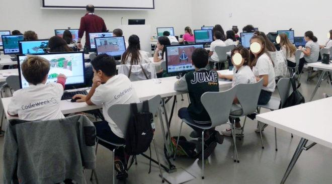 Διακρίθηκαν οι μαθητές των 3Β στον προγραμματισμό