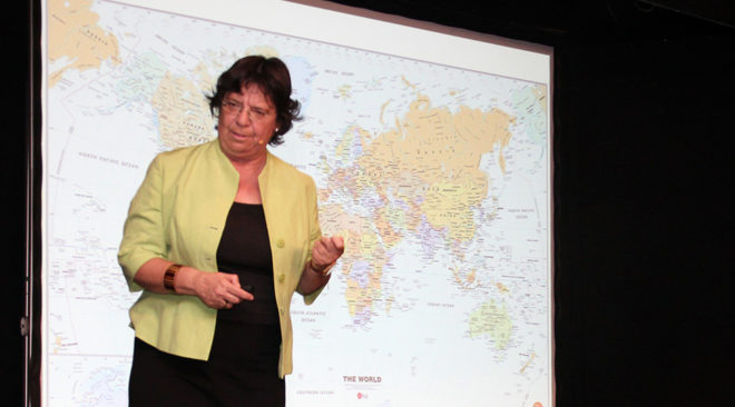 Μαρία Ευθυμίου: Απομυθοποιώντας την παγκόσμια ιστορία