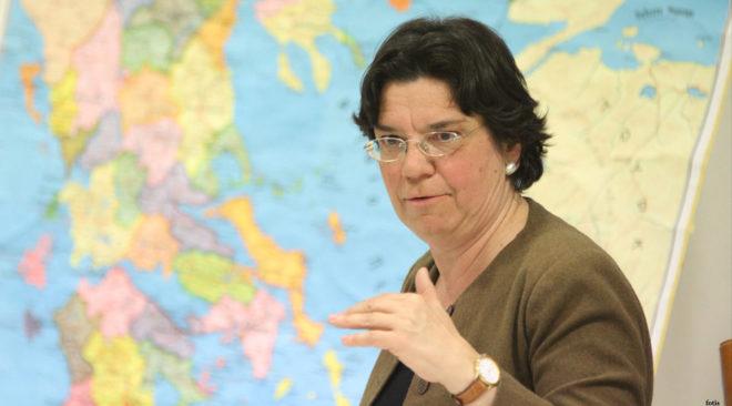 Η καθηγήτρια Μαρία Ευθυμίου μιλά στη Βούλα για την Ιστορία του Ανθρώπου