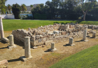 Γνωριμία με τις αρχαιότητες της Βάρης, της Βούλας και της Βουλιαγμένης