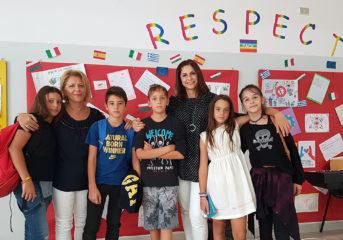 Συμφιλίωση κατά της βίας το μήνυμα από τη Βουλιαγμένη στην Ιταλία