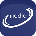 online media badge