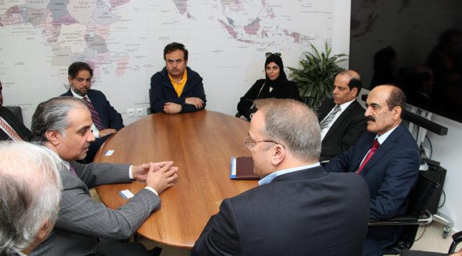 Εξαγωγή τεχνογνωσίας στην καθαριότητα από τη Βούλα στο Κατάρ