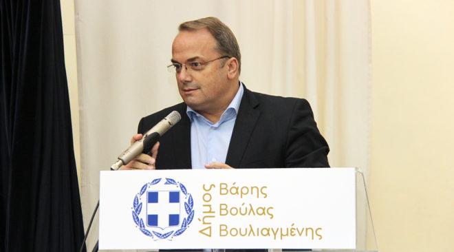 Στον Φορέα Διαχείρισης και προστασίας του Υμηττού ο Γρηγόρης Κωνσταντέλλος