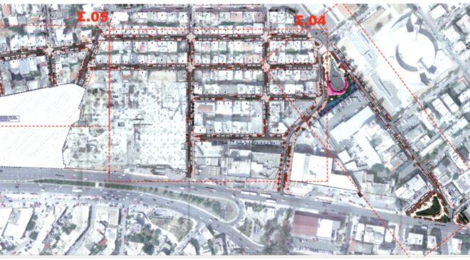 Αλλάζει όψη η περιοχή πέριξ του σταθμού Μετρό Αγίου Δημητρίου