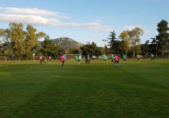 Σε χρήση το νέο γήπεδο ποδοσφαίρου της Βουλιαγμένης