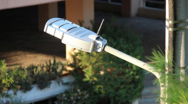 LED με τηλεδιαχείριση σε όλο το δίκτυο οδοφωτισμού των 3Β