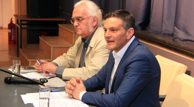 Πασακυριάκος: Στήριξη στα ψηφοδέλτια του ΚΚΕ για λαϊκή αντιπολίτευση