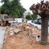 Ξεκίνησε η κατασκευή της πλατείας Βάρκιζας (video)