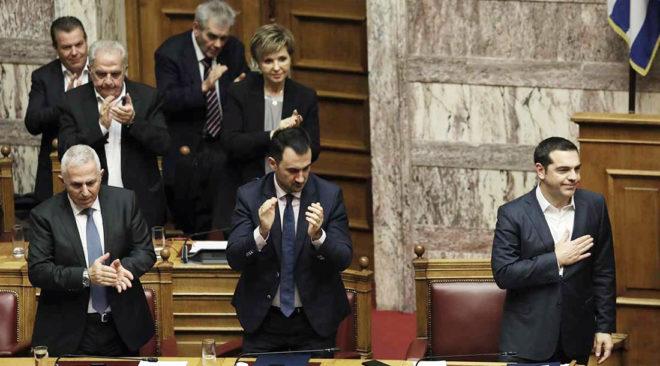 Οι βουλευτές του ΣΥΡΙΖΑ Αττικής για τη συμφωνία των Πρεσπών