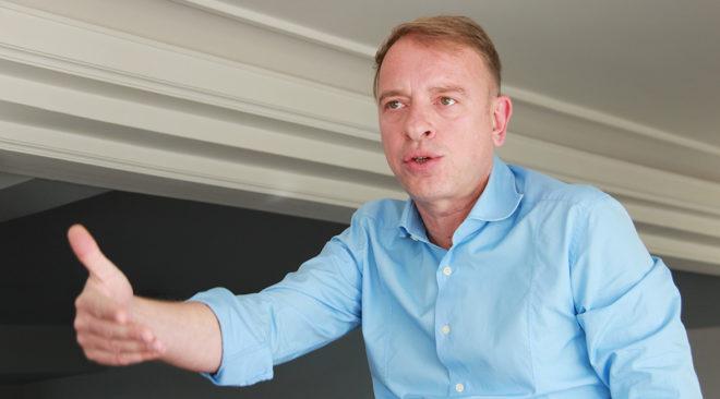 """Δημήτρης Τζιώτης: Παραίτηση υπέρ μιας """"ισχυρής δημοτικής αρχής"""""""