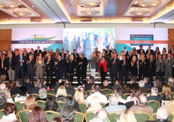 """Το ψηφοδέλτιο της """"Πόλης για να ζεις"""" ανακοίνωσε ο Γρηγόρης Κωνσταντέλλος"""