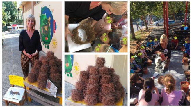 1ο Νηπιαγωγείο Βούλας: Μάθηση και δημιουργία στη φύση