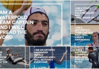 Οι πρωταθλητές του ΝΟ Βουλιαγμένης για την Ημέρα κατά του καρκίνου