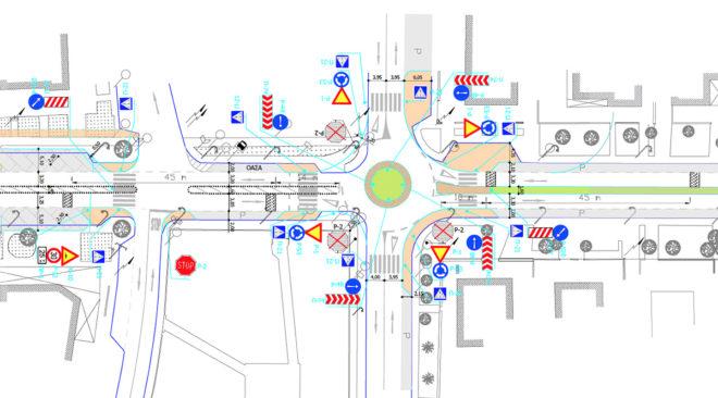 Νέα κυκλοφοριακή διαρρύθμιση της οδού Σωκράτους στη Βούλα