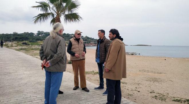 Κώστας Πασακυριάκος: Οχι στις ιερές μπίζνες στη Βουλιαγμένη