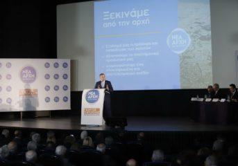 Πώς θα αλλάξει την Πολιτική Προστασία ο Γιώργος Πατούλης