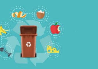Καφέ κάδοι ανακύκλωσης στα νοικοκυριά της Βάρης και της Βουλιαγμένης
