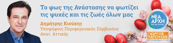 kioukis easter banner