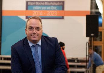 Δήμαρχος με 72%: Την ισχυρότερη των εντολών έλαβε ο Κωνσταντέλλος