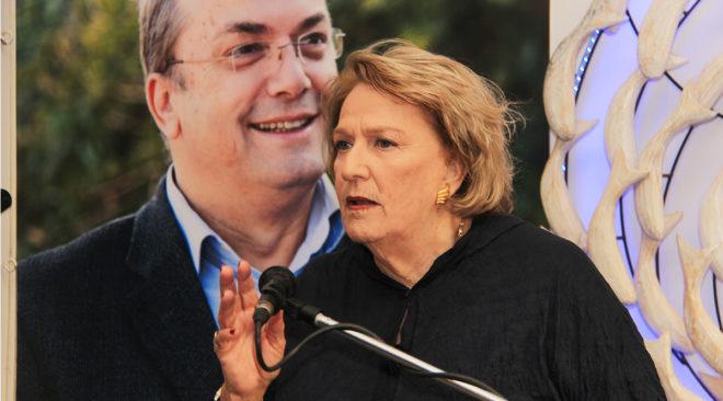 Μαρία Φουρναράκη: Στόχος η πόλη των ονείρων μας