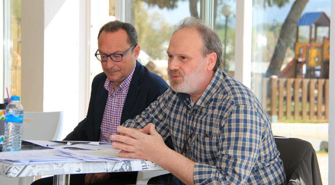 20 υποψηφίους παρουσίασε στη Βάρκιζα ο Θάνος Ματόπουλος