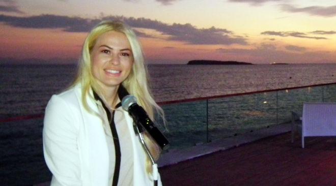 Όλγα Άρτεμις Πολίτη: Η ομιλία της στη Βούλα