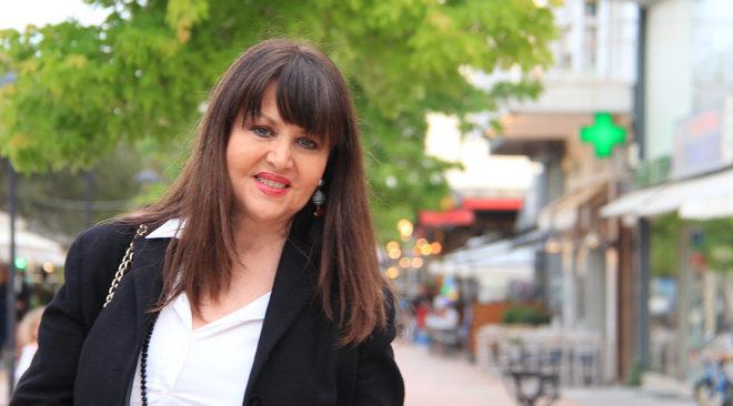 Ελένη Αγγέλη Κιούκη: Αποστολή του Δήμου, ο άνθρωπος