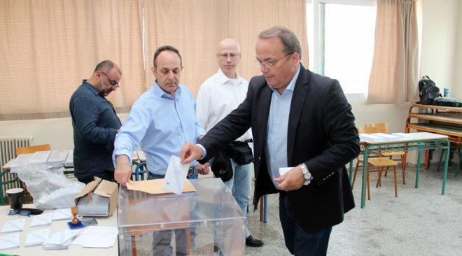Οι δηλώσεις Κωνσταντέλλου για την εκλογική διαδικασία