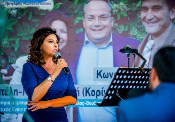Κορίνα Πατέλη Μπελ: Δυνατό ξεκίνημα από τη Βάρη (photos - video)