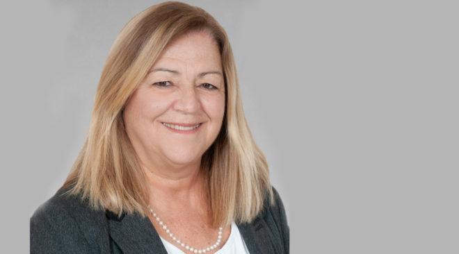 Λυδία Αργυροπούλου: Η πρώτη πρόεδρος Δημοτικού Συμβουλίου στα 3Β