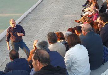 Θάνος Ματόπουλος: Πλαζ για όλους, όχι μόνο για δημότες