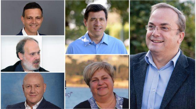 Όλοι οι υποψήφιοι για το Δημοτικό Συμβούλιο Βάρης Βούλας Βουλιαγμένης