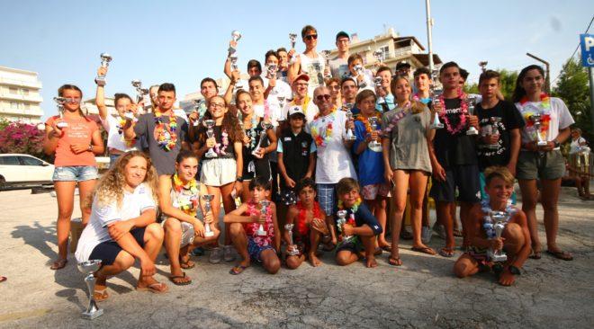 Ένας νέος θεσμός για το windsurf γεννήθηκε στο Καβούρι