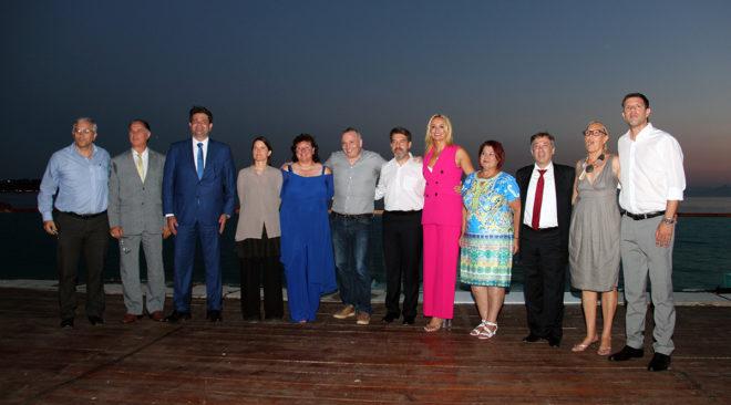 Οι υποψήφιοι Ανατολικής Αττικής της ΝΔ παρουσιάστηκαν στη Βούλα