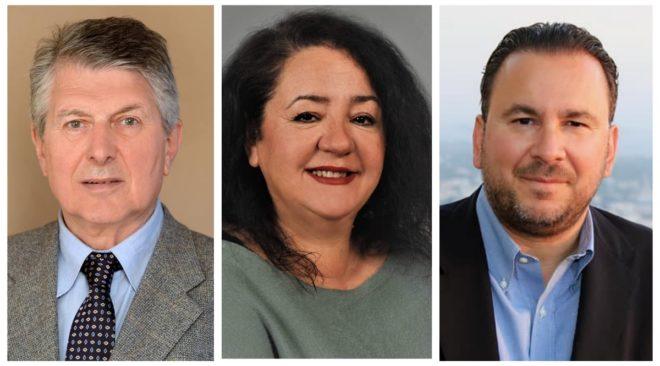 Οι νέοι πρόεδροι των Τοπικών Συμβουλίων Βάρης, Βούλας και Βουλιαγμένης