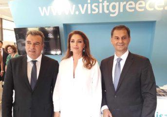 Άντζελα Γκερέκου: «Η βιωσιμότητα του Τουρισμού, πρώτος στόχος του ΕΟΤ»
