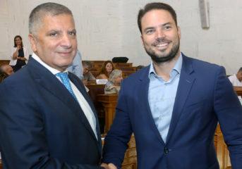 Ο Χρήστος Θεοδωρόπουλος νέος πρόεδρος του Περιφερειακού Συμβουλίου Αττικής
