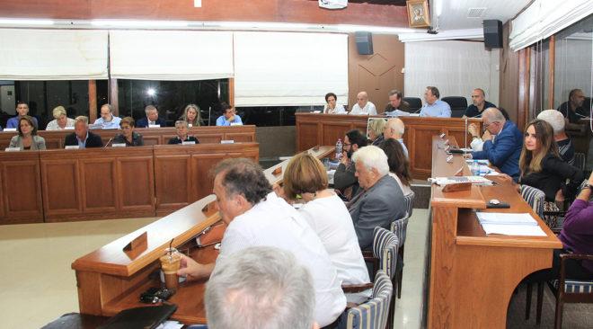 Δεν παραδίδει τα αποθεματικά του στην κυβέρνηση ο Δήμος 3B