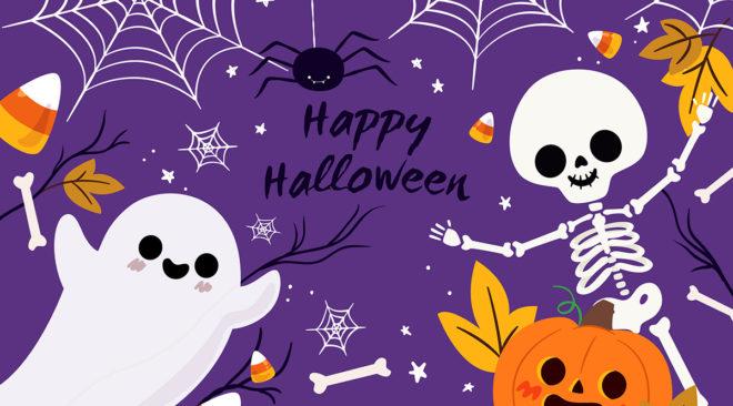 Halloween party στο Δημοτικό Σχολείο Βουλιαγμένης