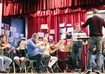 Η Κρατική Ορχήστρα Αθηνών και φέτος στα σχολεία των 3Β