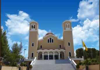Ο Επιτάφιος Θρήνος ζωντανά από την εκκλησία Διλόφου Βάρης