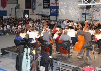 Ενώπιον μαθητών της Βούλας έπαιξε η Κρατική Ορχήστρα Αθηνών