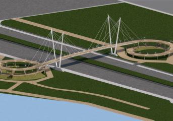 Διαβούλευση για τη νέα πεζογέφυρα της Βούλας
