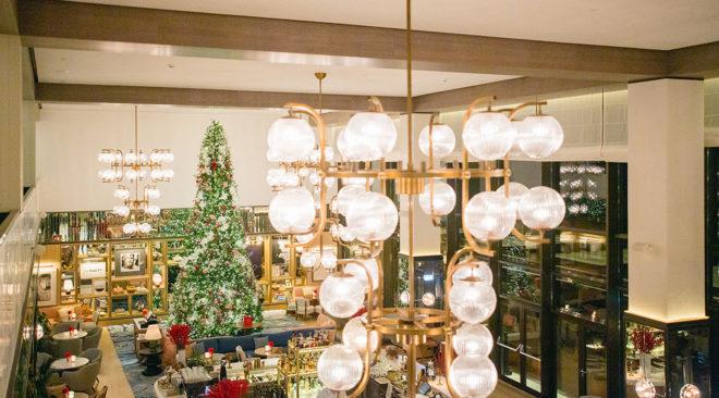 Δείπνο Χριστουγέννων και αλλαγή χρόνου στο Four Seasons της Βουλιαγμένης