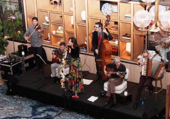 Πέμπτες με live jazz στο Four Seasons της Βουλιαγμένης