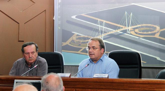 Διαβούλευση: Υπέρ της πεζογέφυρας στη Βούλα η τοπική κοινωνία