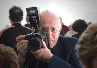 """""""Έφυγε"""" για πάντα ο Μάνος Πουλάκης, ο φωτογράφος των νοτίων"""